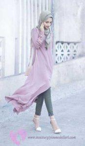 Tesettürlü Kısa Boylu Bayanların Giyim Çeşitleri