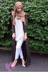 Tesettürlü Minyon Bayanlar Nasıl Giyinmeli