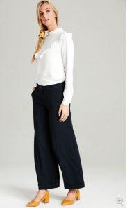 Kısa ve Bol Tesettür Pantolonları