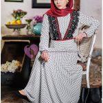 Alvina Tesettür Elbise Modelleri
