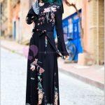 Diesre Çiçekli Elbise