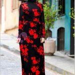 Diesre Uzun Elbise