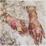 Ele Yapılan En Güzel Hint Kınaları
