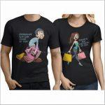 Karı Koca Kombin Tişörtleri