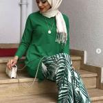 Genç Tesettür Giyim Kombinleri 2019