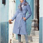 Alvina Kışlık Kap Modelleri 2019