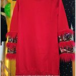 İnstagramda Moda Payetli Tunikler
