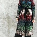 Payetli Tunikler Gökkuşağı Renkli