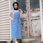 Bayan Kot Salopet Giyim Modelleri 2019