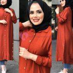 Arapların Giydiği Tesettür Tunikler