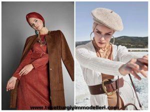 Alvina Triko Hırka Ceket Modelleri