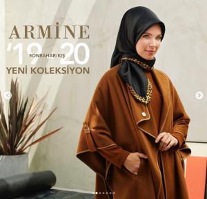 Armine 2019 Sonbahar Giyim