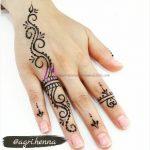 Hint Kınası Henna Modelleri