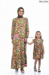 Sefamerve Anne Kızı Kıyafeti