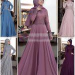 En Güzel Tesettür Mezuniyet Elbiseleri 2020