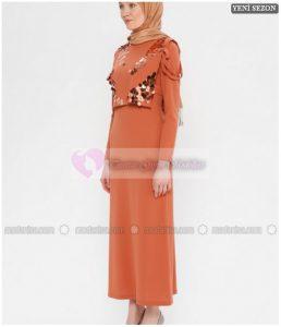Puane Payetli Elbise
