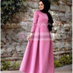 Tesettür Mezuniyet Elbise Modelleri İnstagram