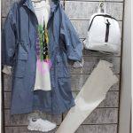 Bayan Cepli Yağmurluk Modelleri