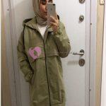 Yağmurlu Havalarda Tesettür Giyim