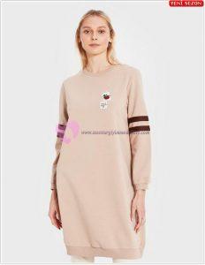 Elsiva Tesettür Sweatshirt Modelleri