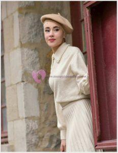 Fransa Tesettür Giyim Modası