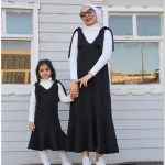 Anne Kız Kıyafetleri