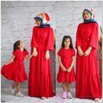 İnstagram Anne Kız Kombinler